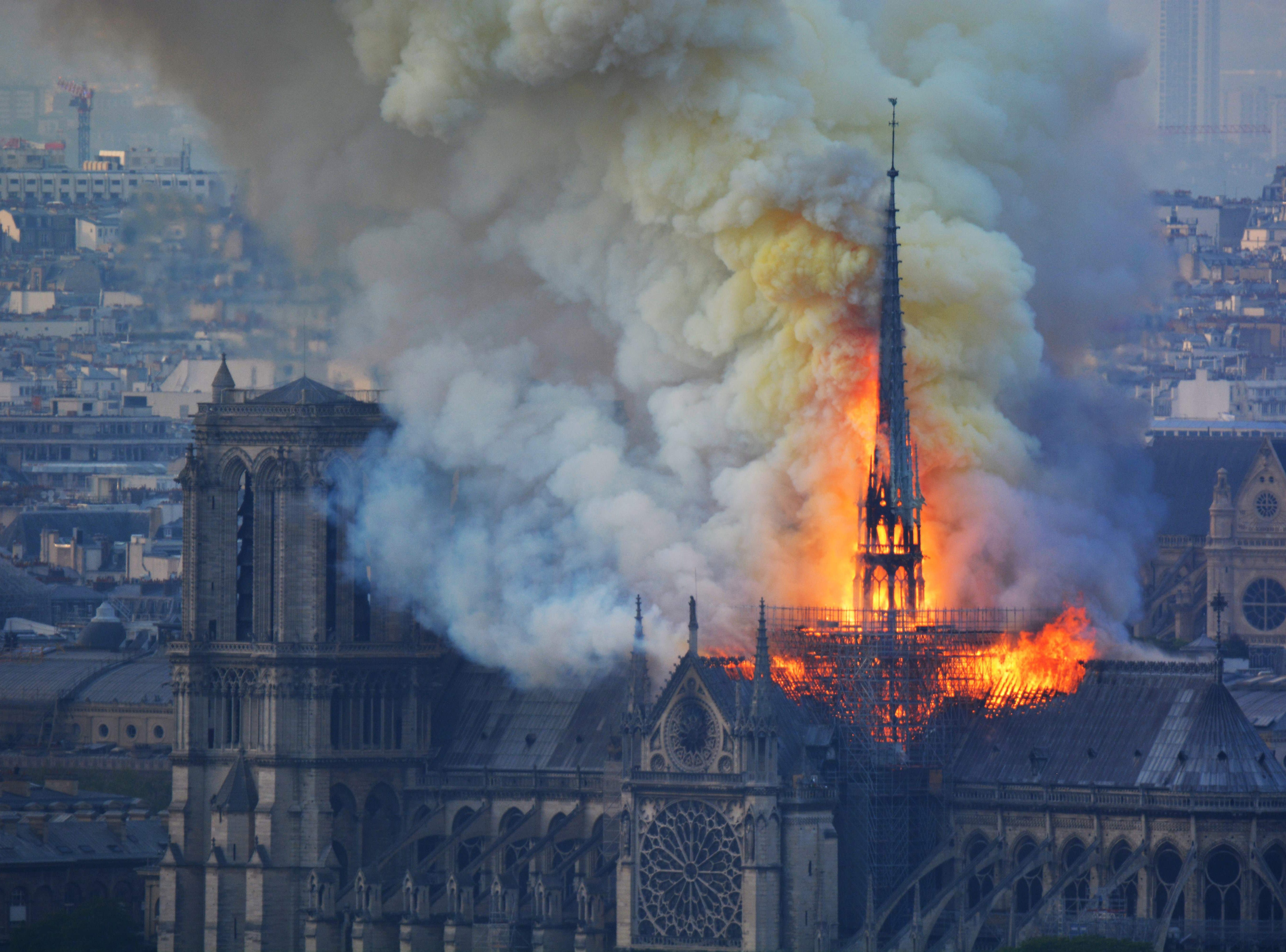 Want to help rebuild Notre-Dame? We checked out these three fund-raising efforts