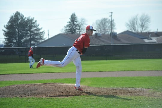 Ben Seibert was primed for a bounce-back year and set to be a force on the mound and at the plate for the Redmen.