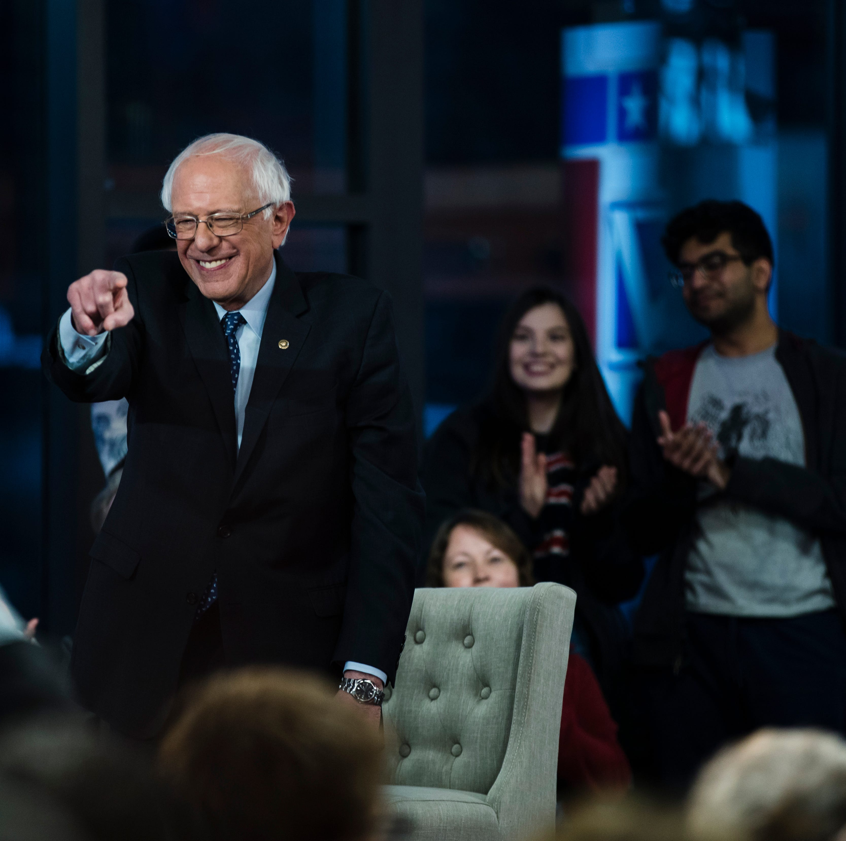 VT Insights: Donald Trump reacts to Bernie Sanders' Fox News town hall