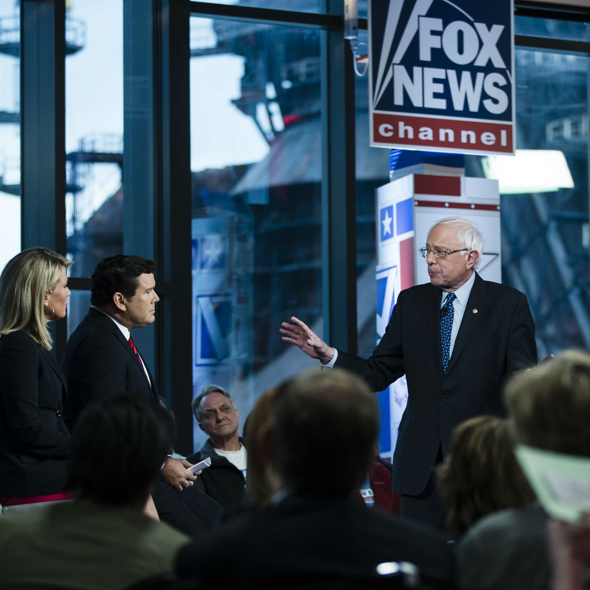 VT Insights: 5 takeaways from Bernie Sanders' Fox News town hall