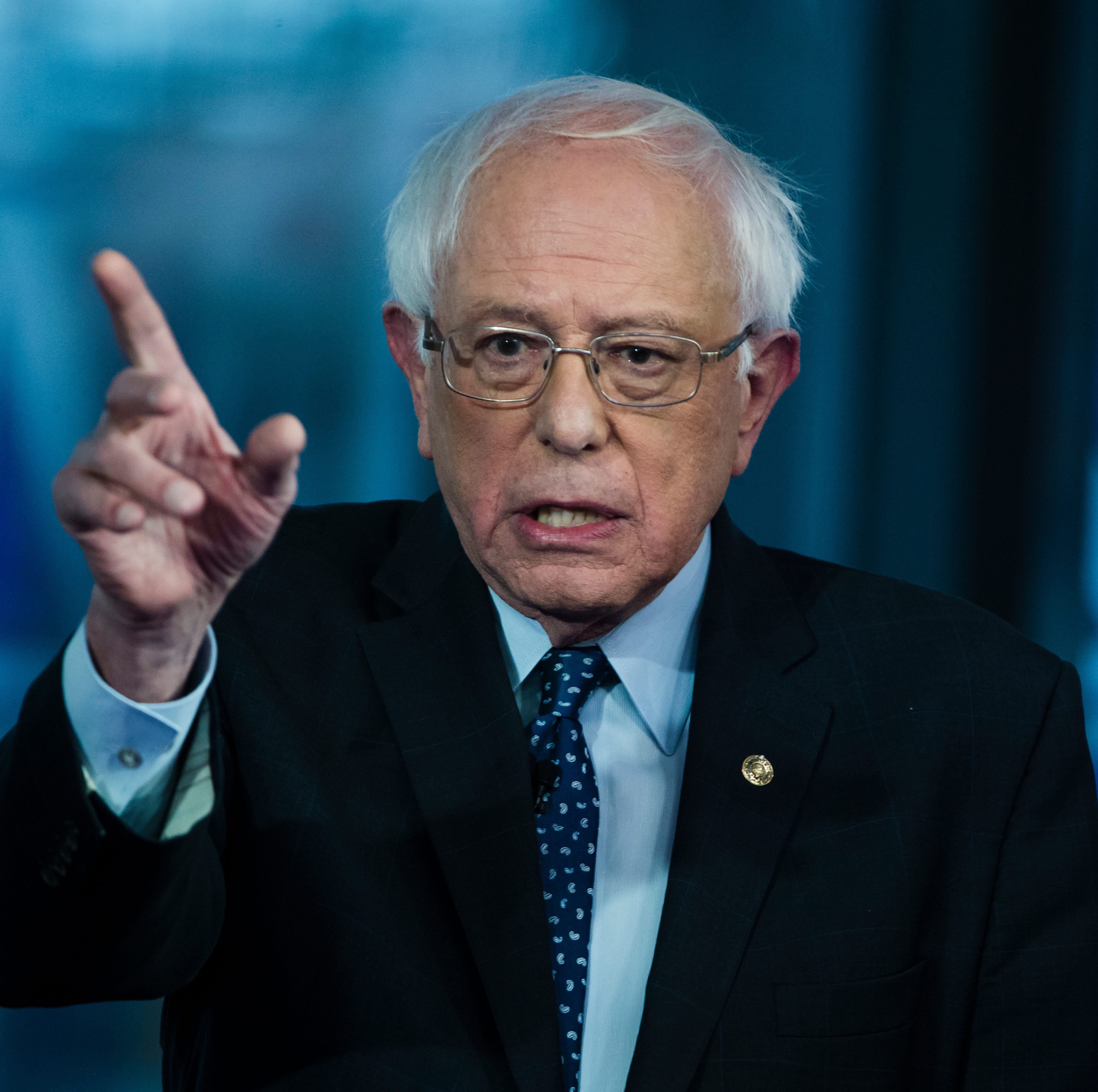 Bernie Sanders wants to let felons to vote in prison - here's how it works in Vermont