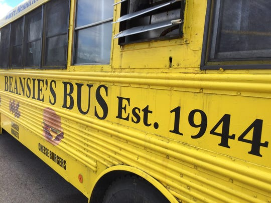 Beansie's Bus has only had five owners in its 75-year history.