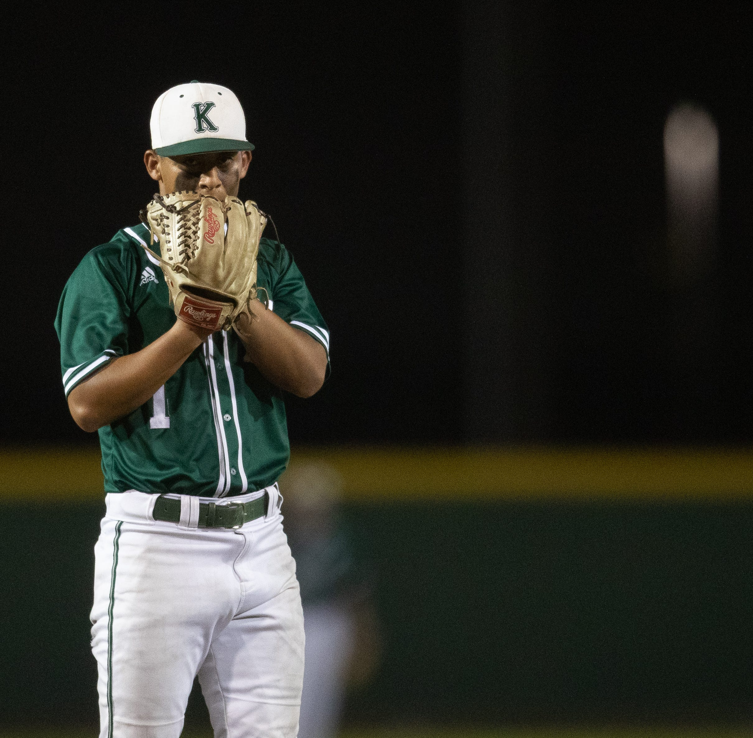 High School Baseball: King's Barrera earns MVP honor on all-district squad