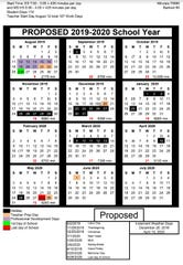 Corpus Christi ISD 2019-2020 calendar: What you need to know