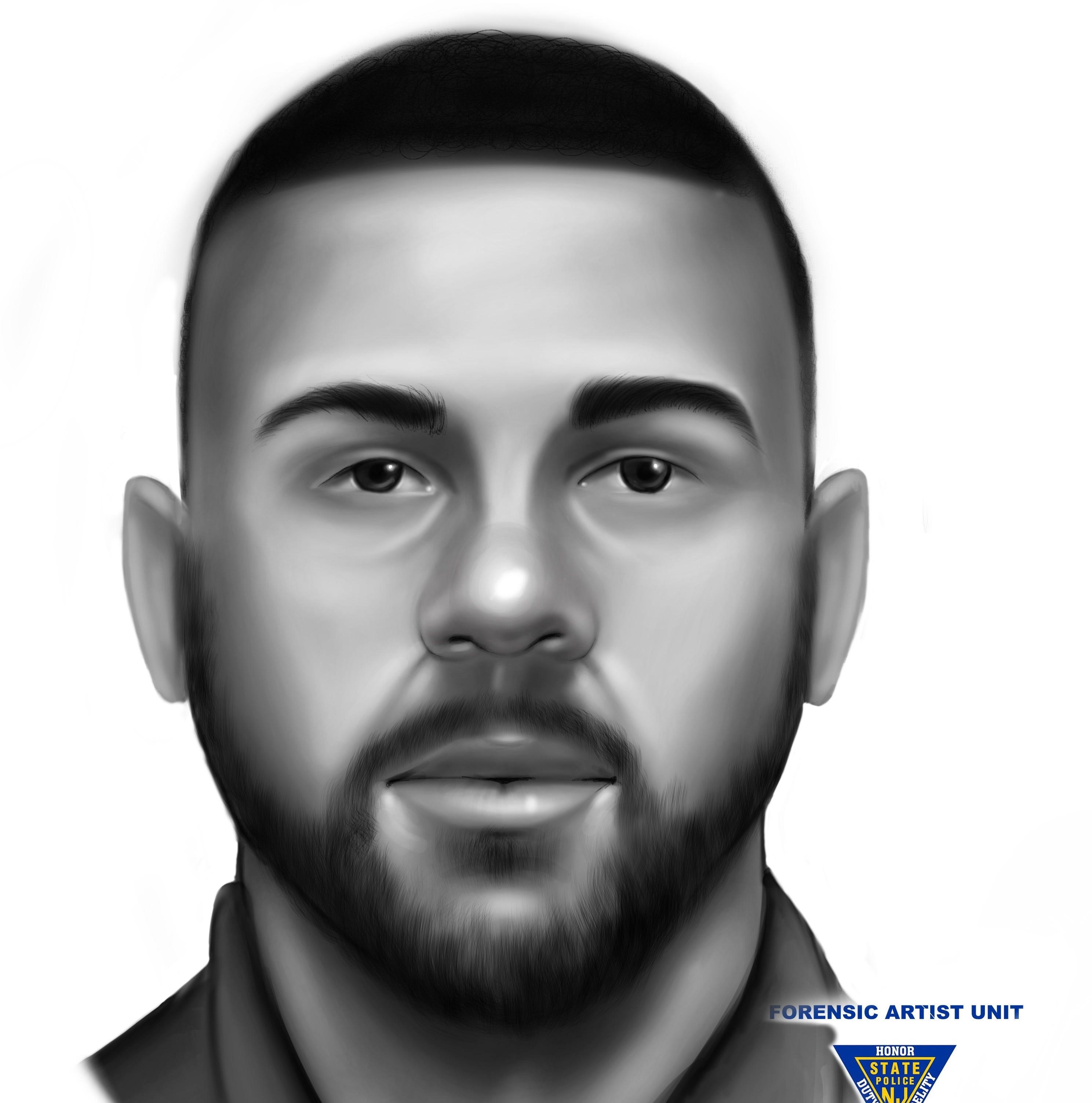 Update: Police release sketch of suspect in Camden sexual assault