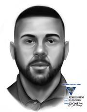 Camden sexual assault suspect