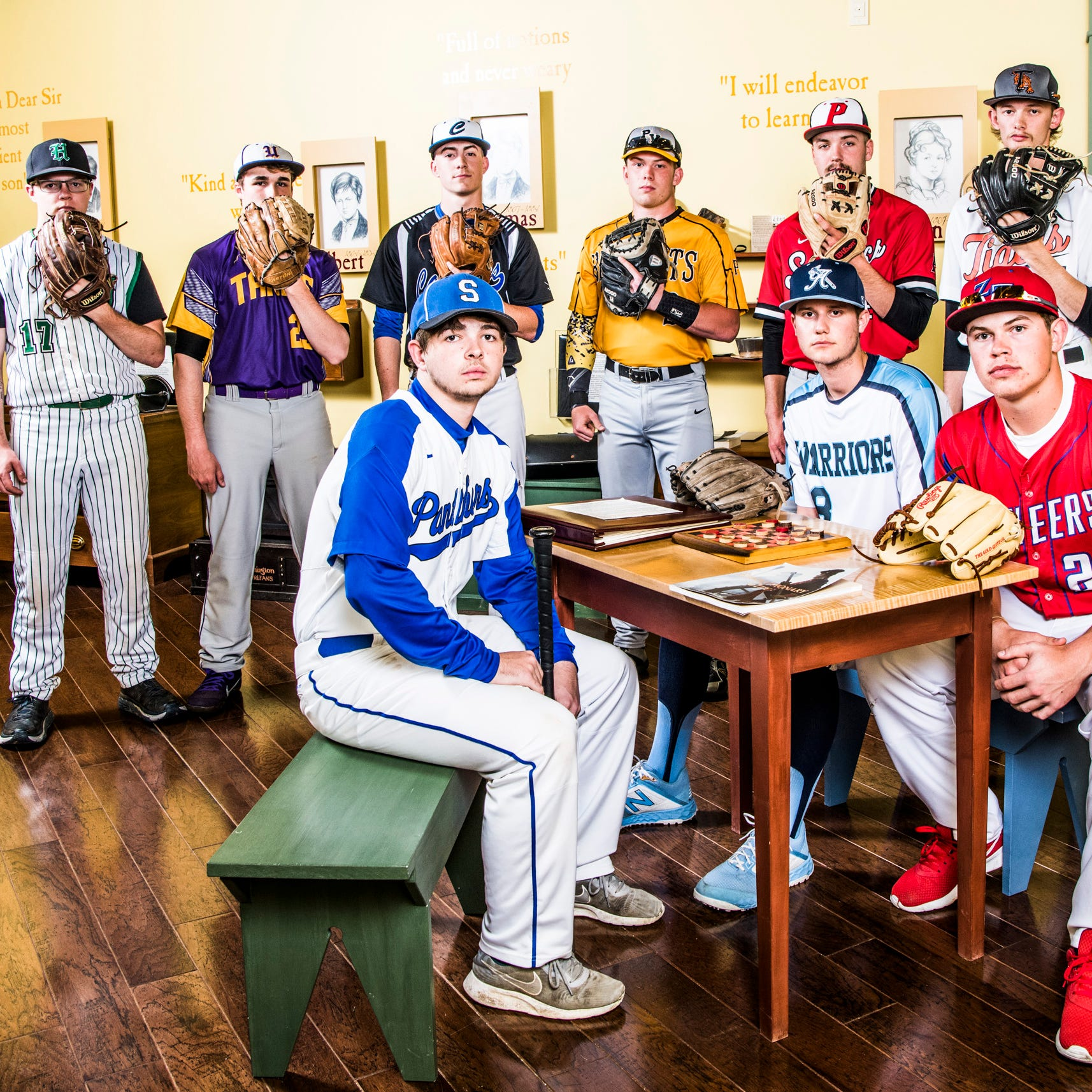Highlighting the first half of the high school baseball season