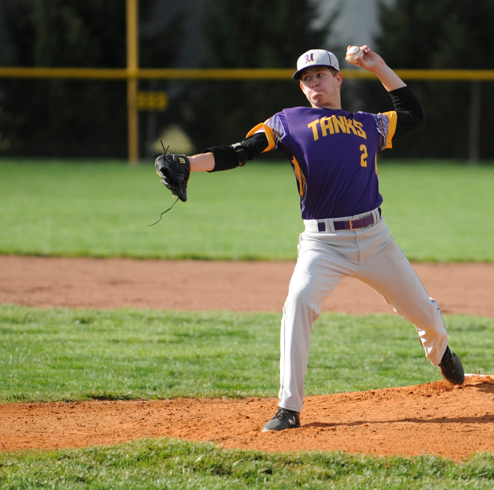 OHIO HS BASEBALL: Unioto outlasts Adena 1-0 in pitching duel between DeBord, Garrison
