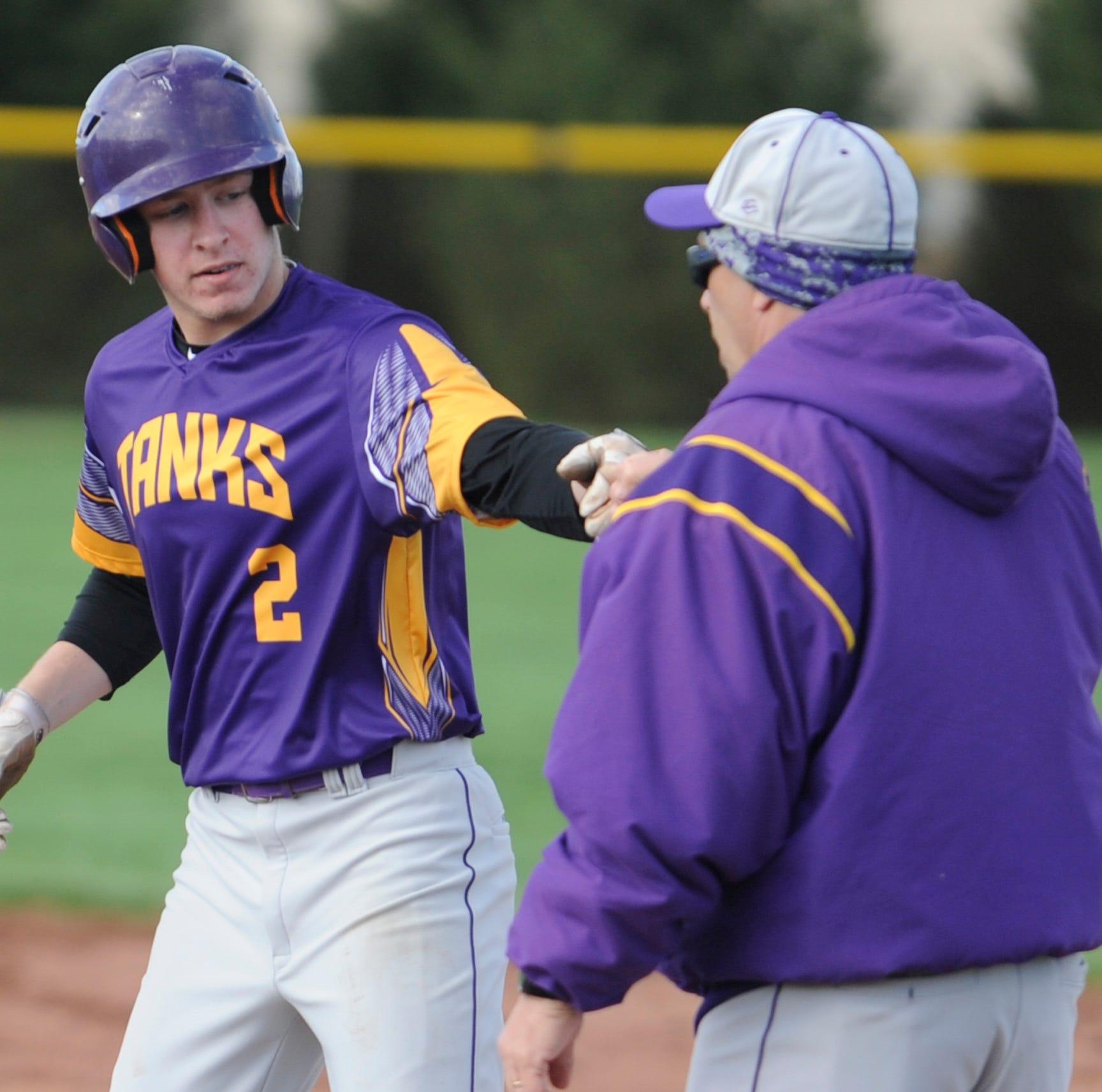 Ohio high school baseball tournament draws released