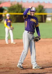 The Unioto baseball team has three sets of twins who have contributed to the team this season.