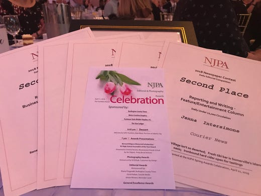 The Courier News and The Home News Tribune came away with ninehigh profile awards Thursday at the annual New Jersey Paper Association (NJPA)2018 Better Newspaper Contest Awards ceremony at the Hamilton Manor in Hamilton.