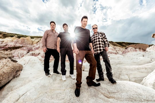 The Big Head Todd and the Monsters will perform July 23 during RAGBRAI's overnight stop in Indianola.