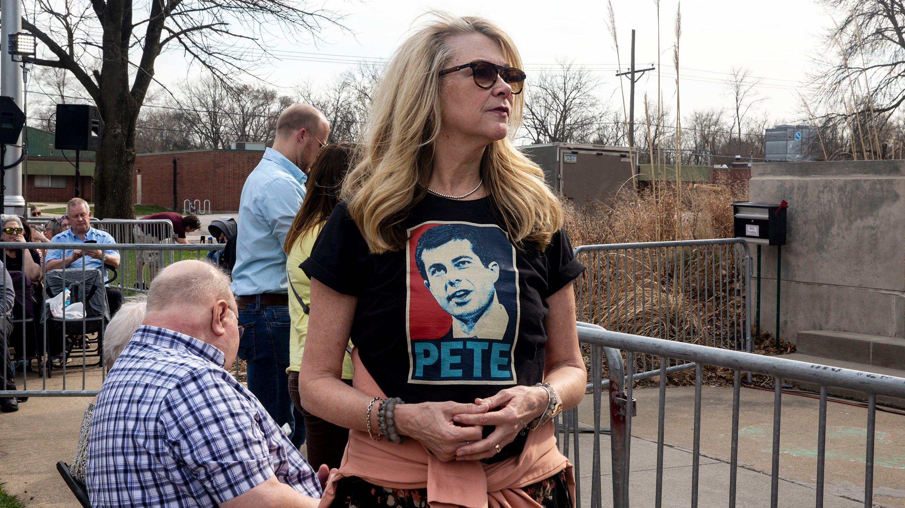 Photos: Pete Buttigieg makes trip to Iowa as presidential candidate