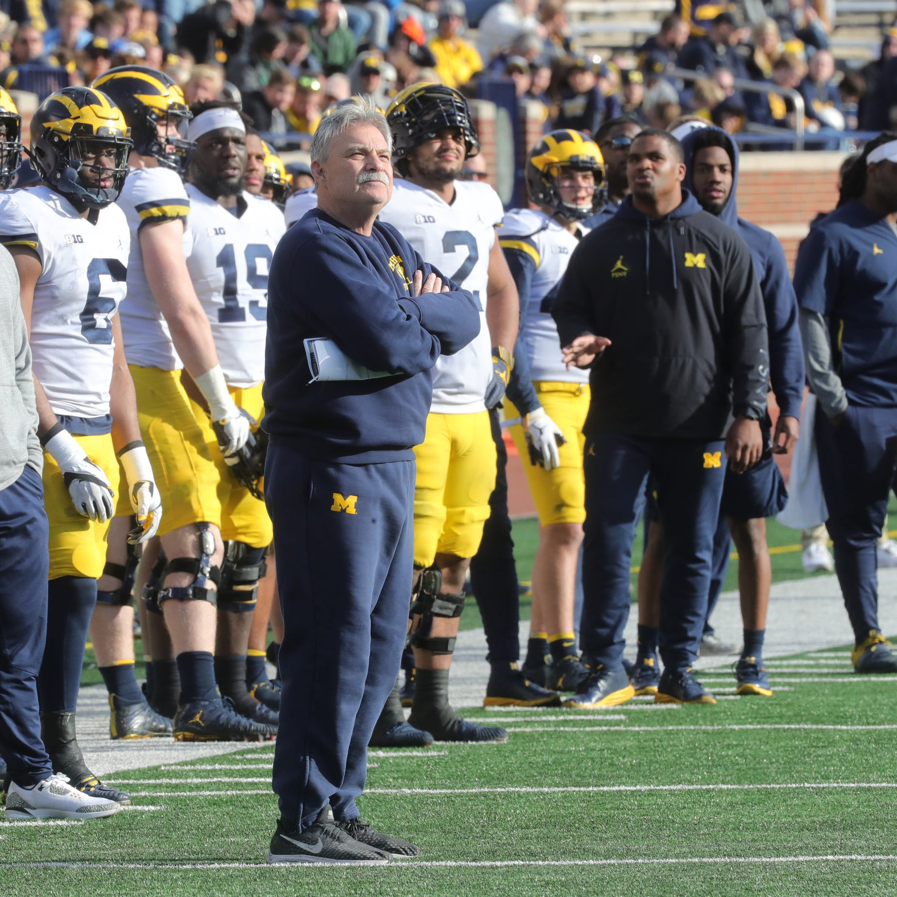 Don Brown's next test: Evolve Michigan football's defense but keep its identity