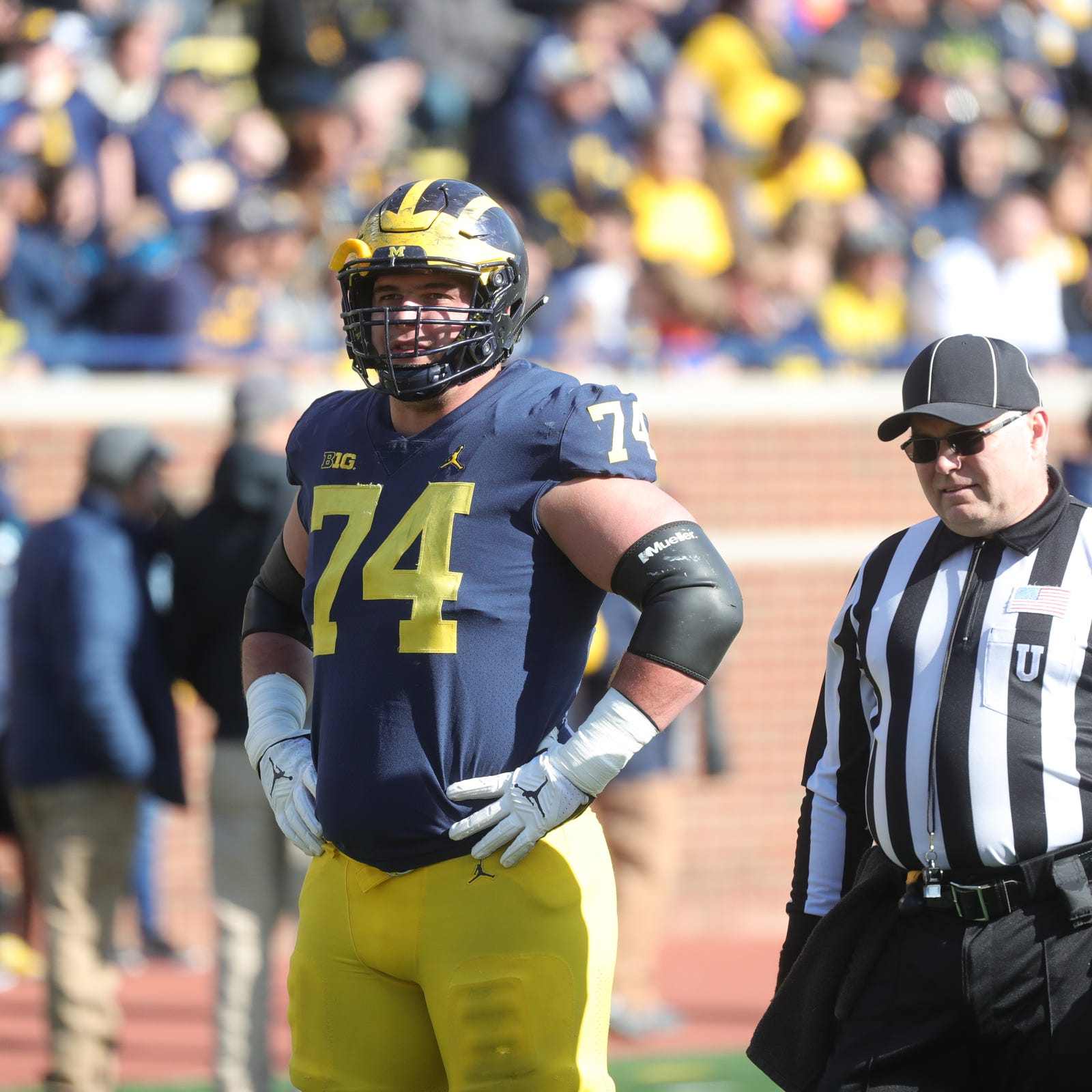 Michigan football: Can the offensive line move from good to great?