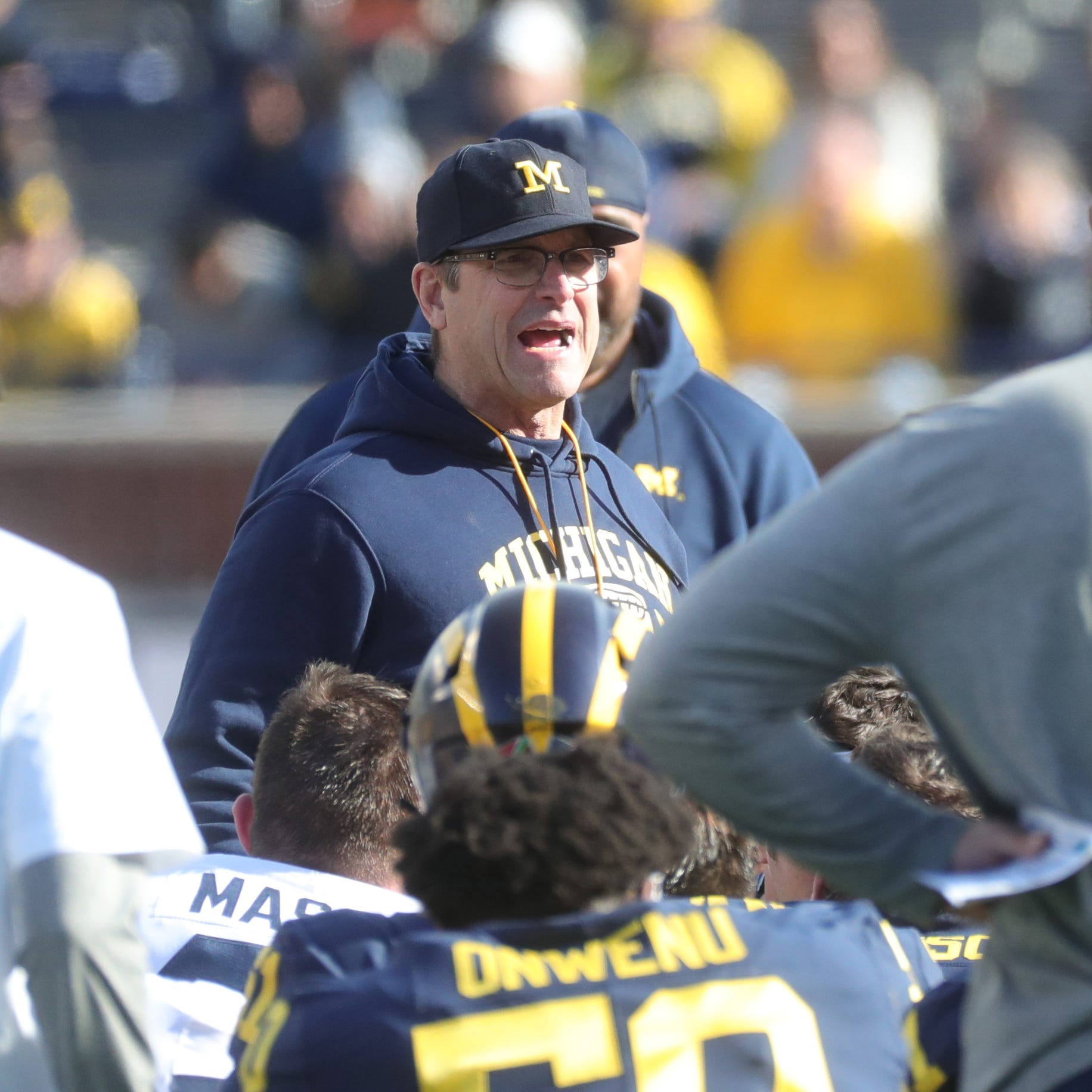 Michigan football and Jim Harbaugh know 'close' is no longer enough