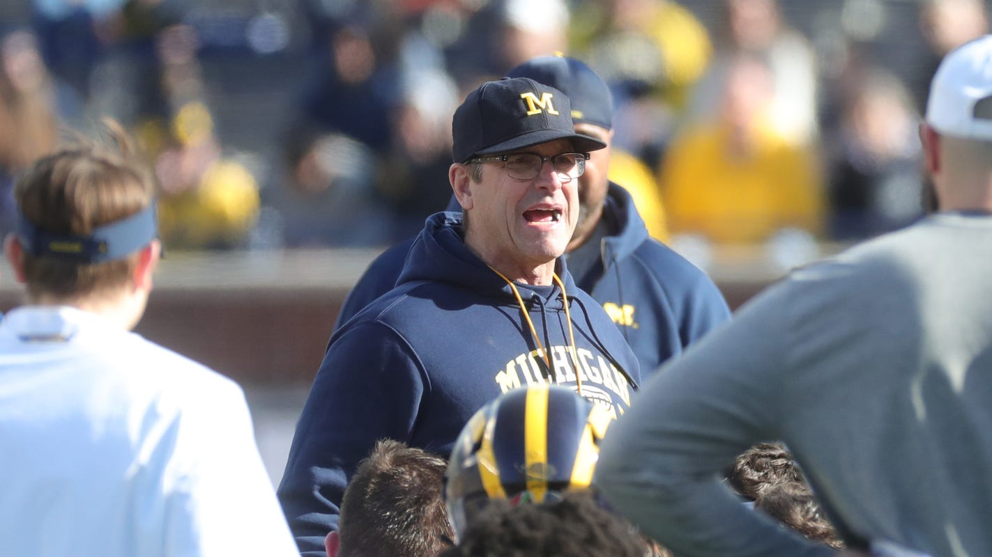 Jim Harbaugh says Urban Meyer comment wasn't anything new