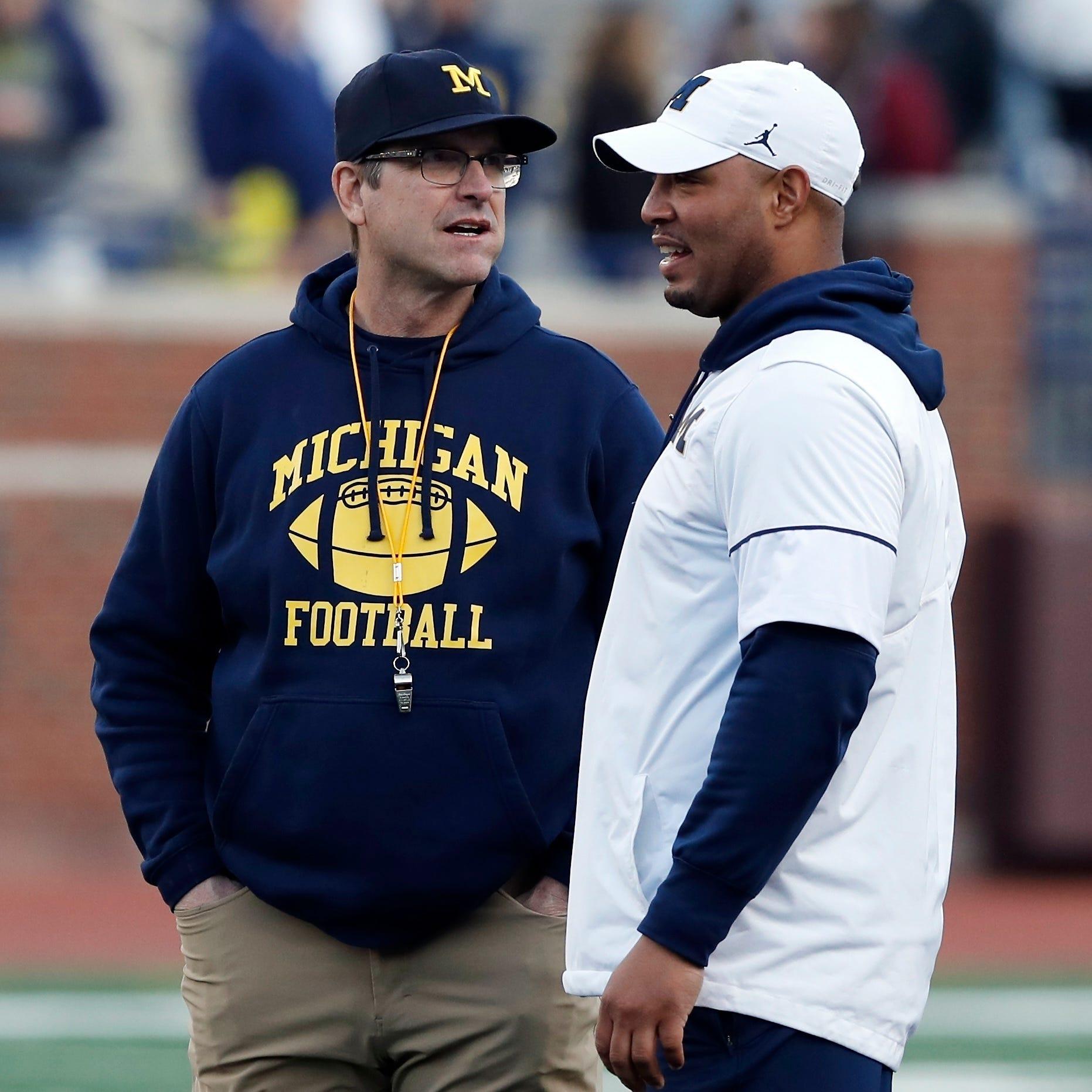 Michigan football film study: First glimpse at Josh Gattis' offense