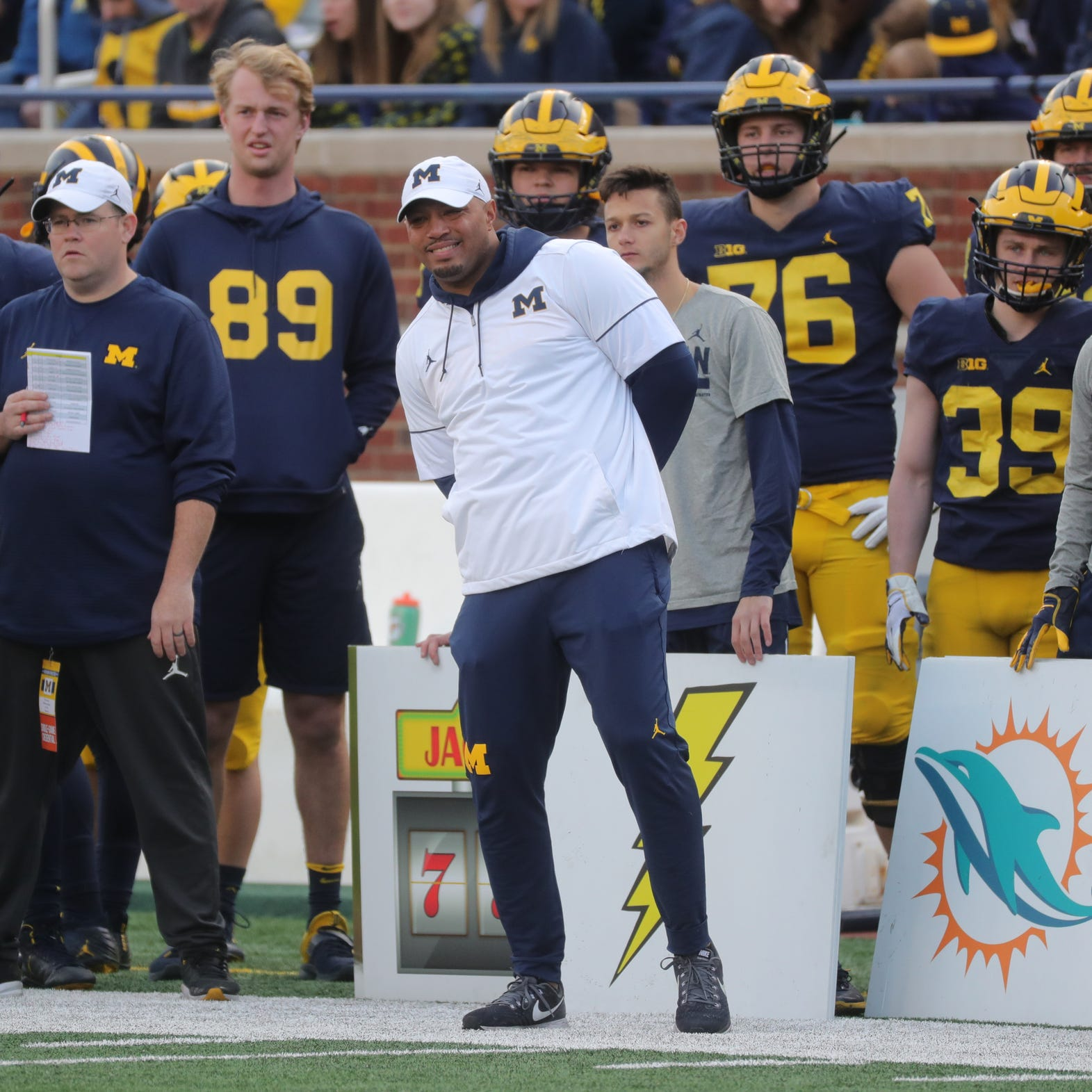 What will Michigan football's base offense look like under Josh Gattis?
