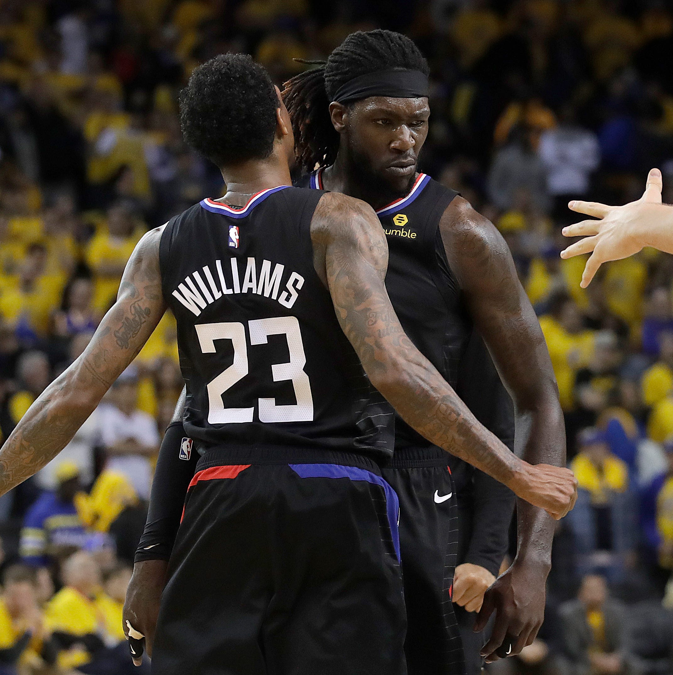 Monday's NBA playoffs: Clippers stun Warriors with postseason-record rally