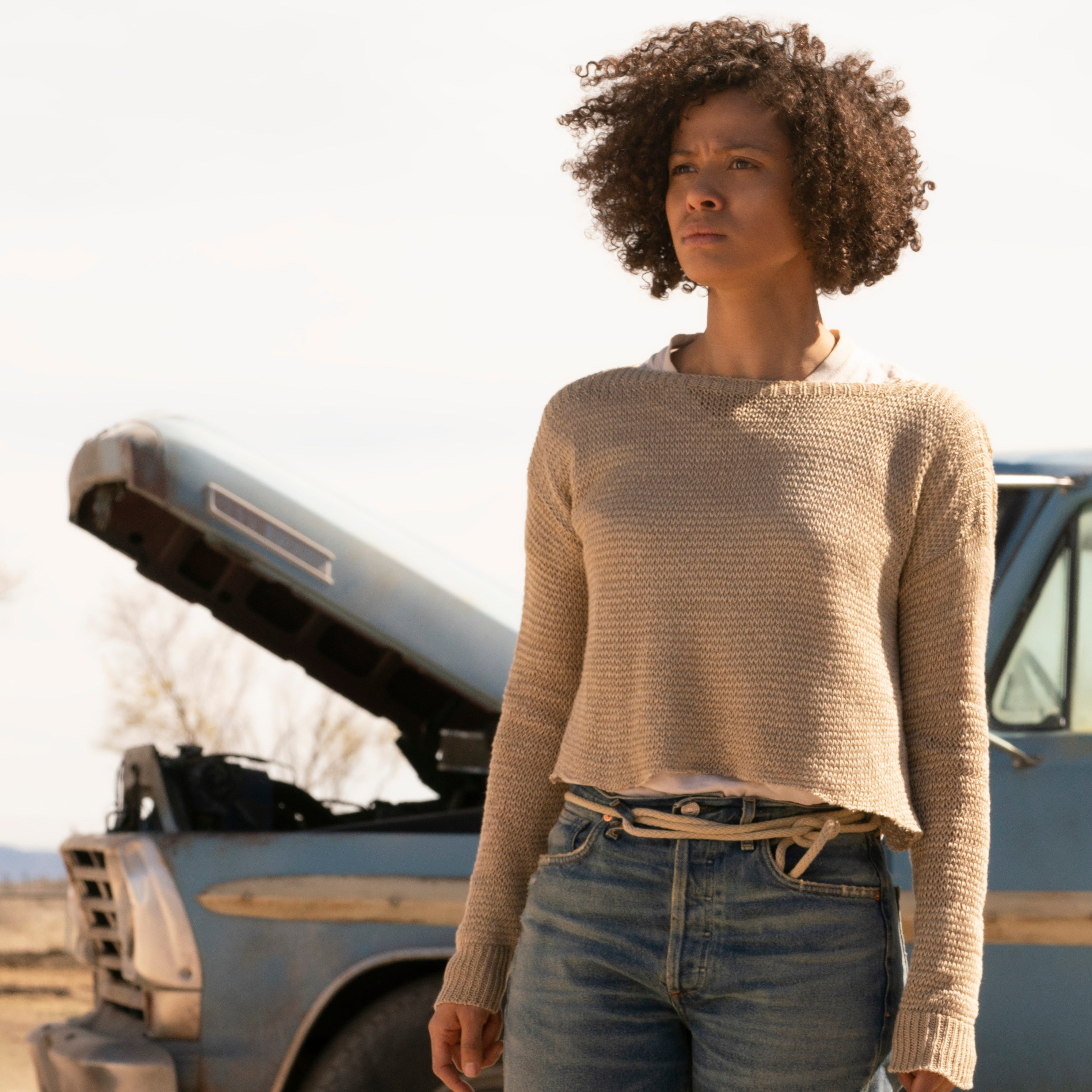 Gugu Mbatha-Raw finds her true 'Color'