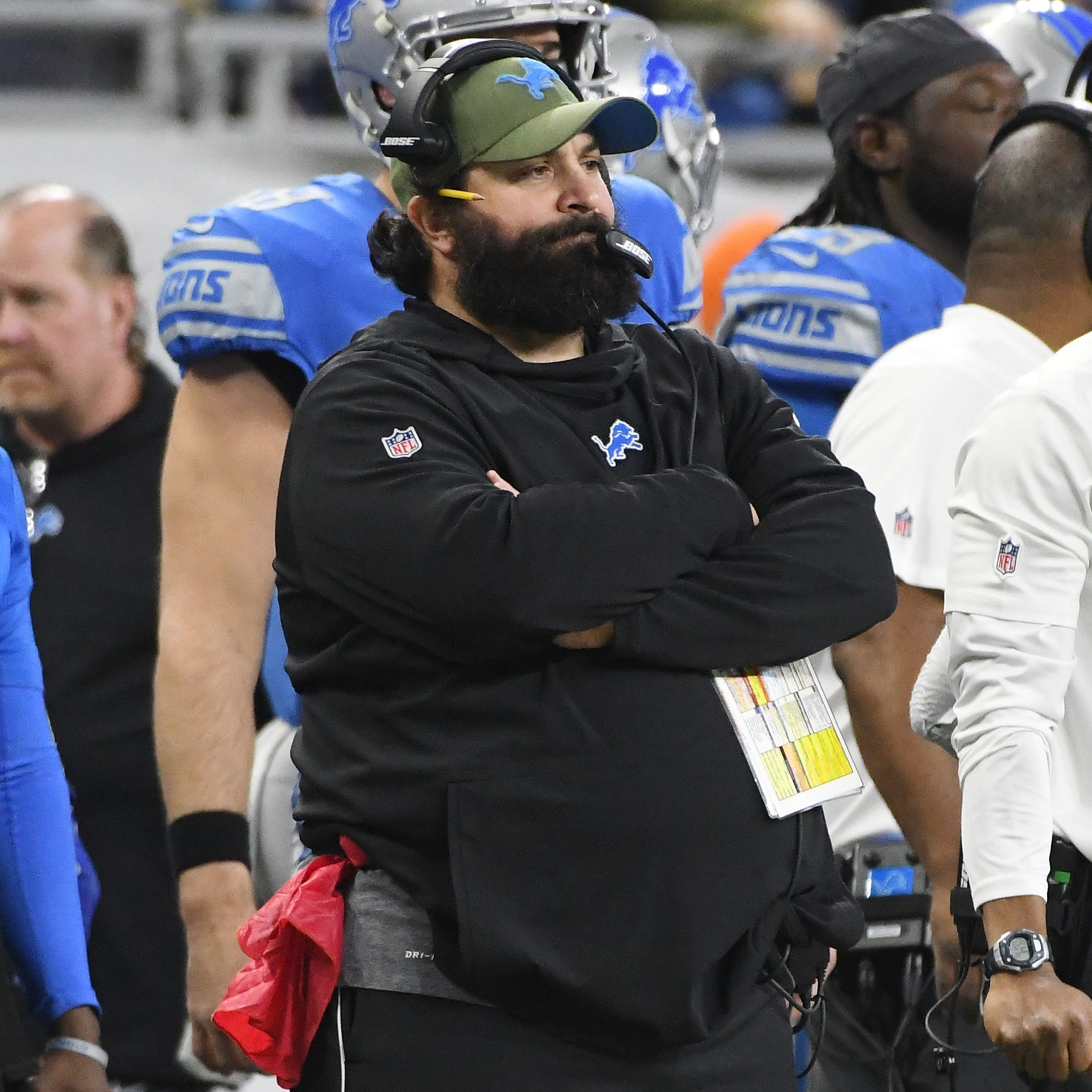 Jarrad Davis expects Lions defense to take 'another step' in Matt Patricia's second season