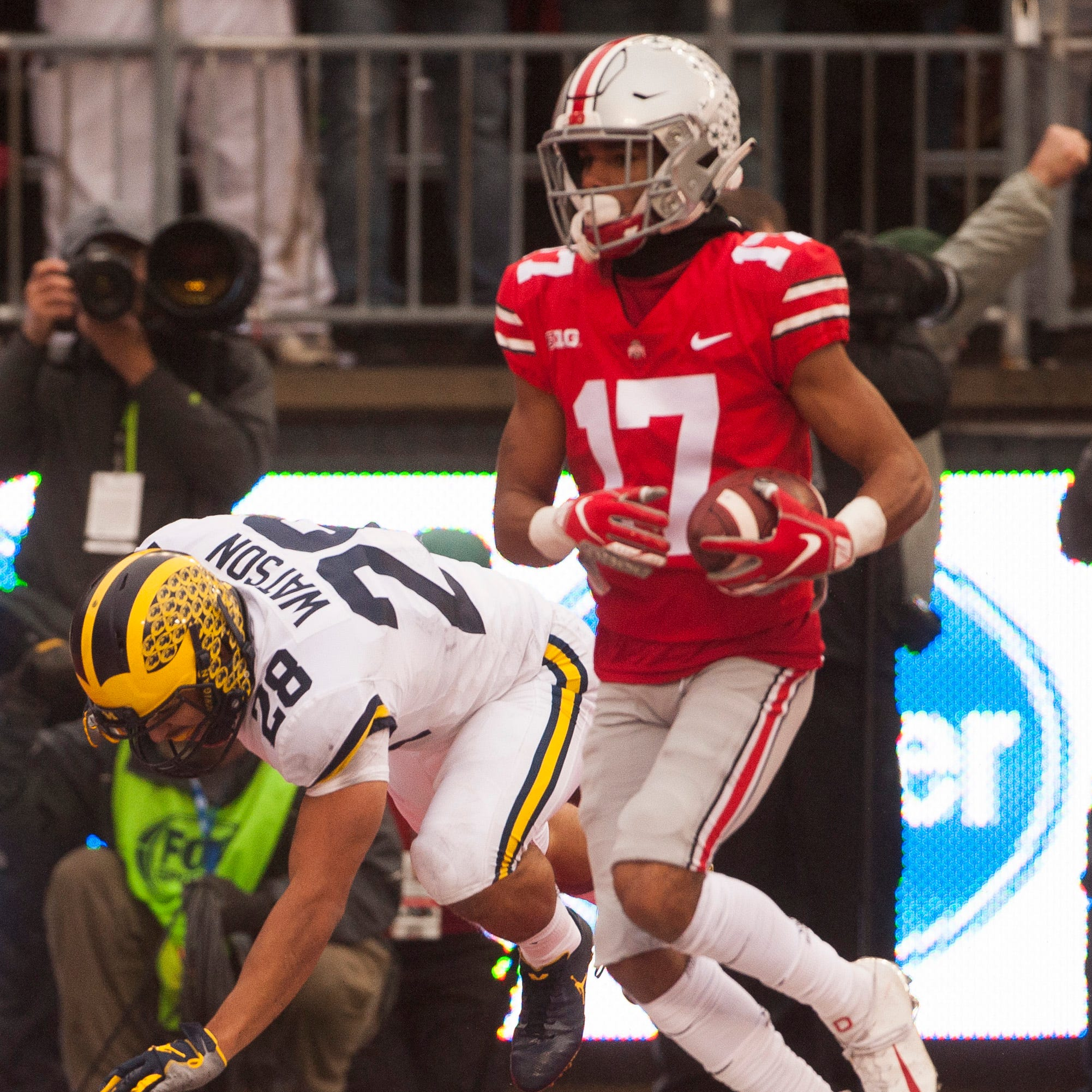 Cornerbacks' lack of execution vs. Ohio State sticks with Michigan's Mike Zordich
