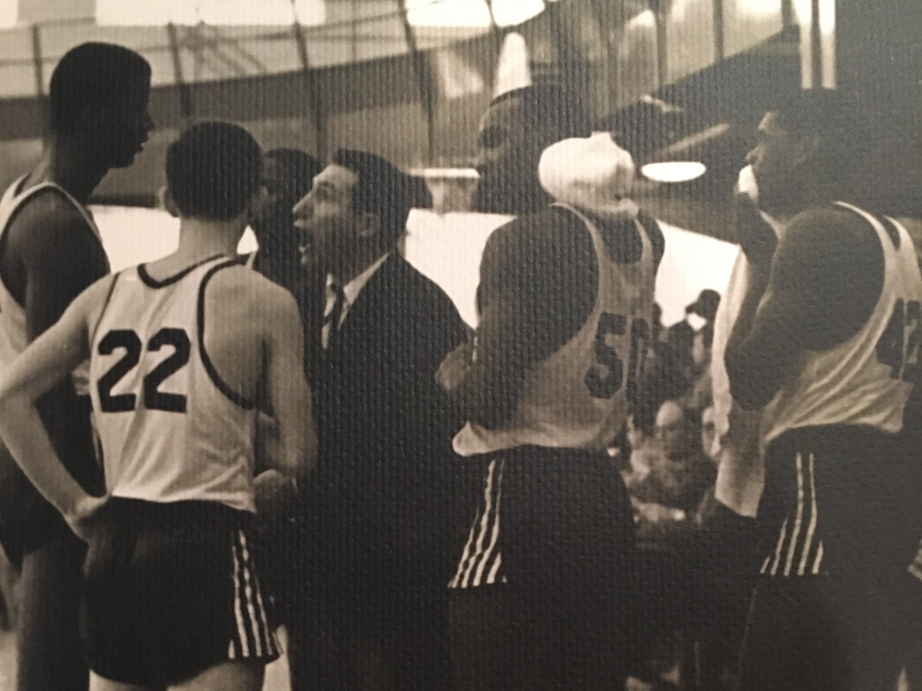 """Sam """"Sonny"""" Taub, former basketball coach and athletic director at Detroit Mumford High School who guided the team to the state semifinals in 1969. April 13. He was 89."""