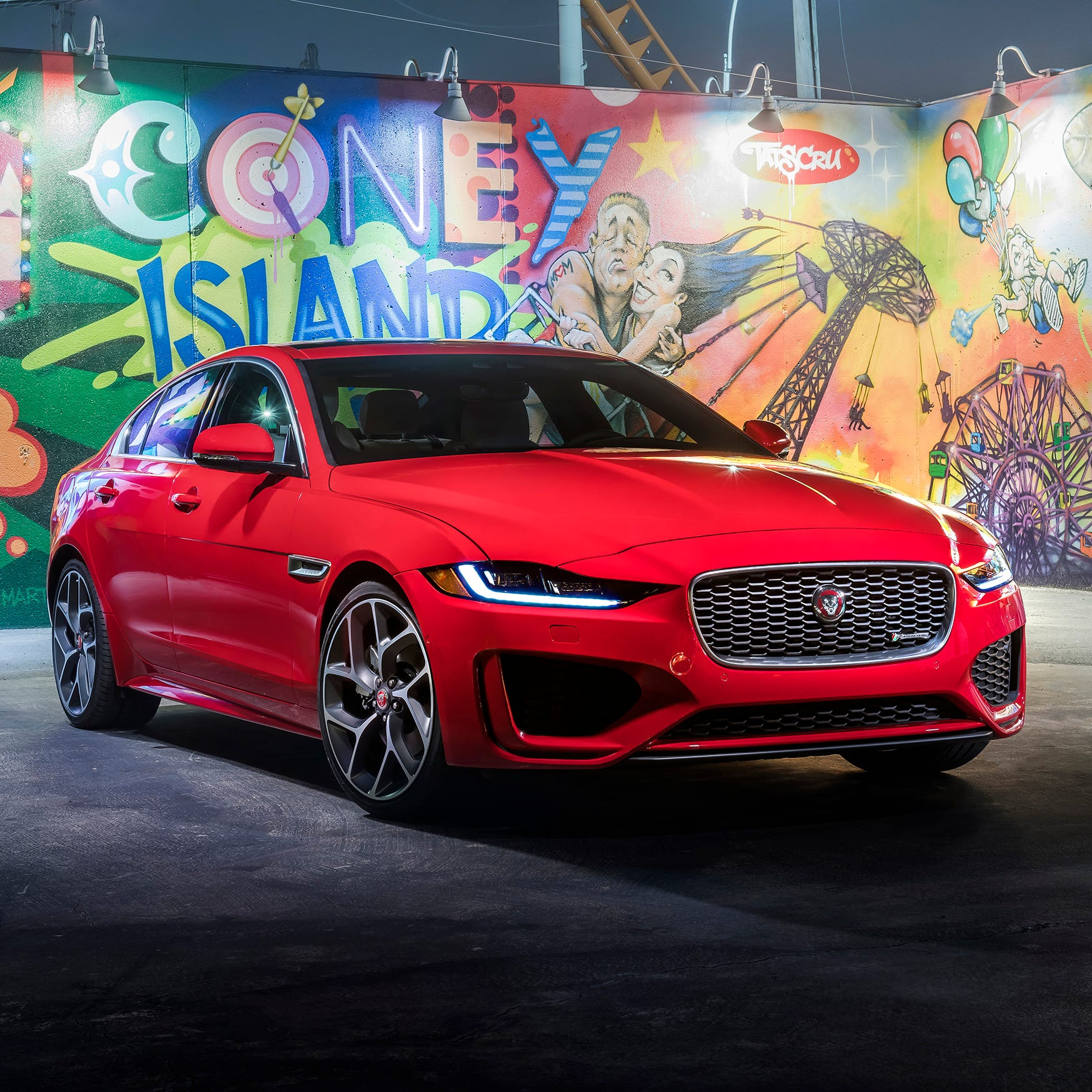 Jaguar returns to its roots with 2020 XE performance sedan