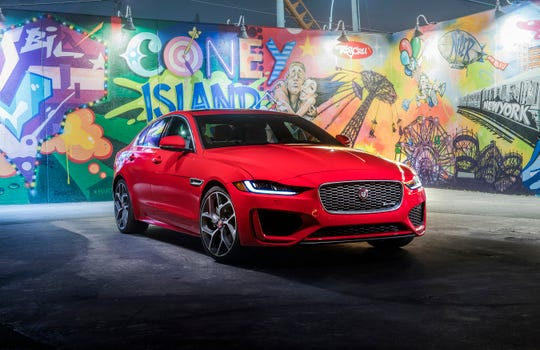 The Jaguar XE is refreshed, luxurious and eager to remind you that the Brit brand still makes fast rear-wheel drive cars.