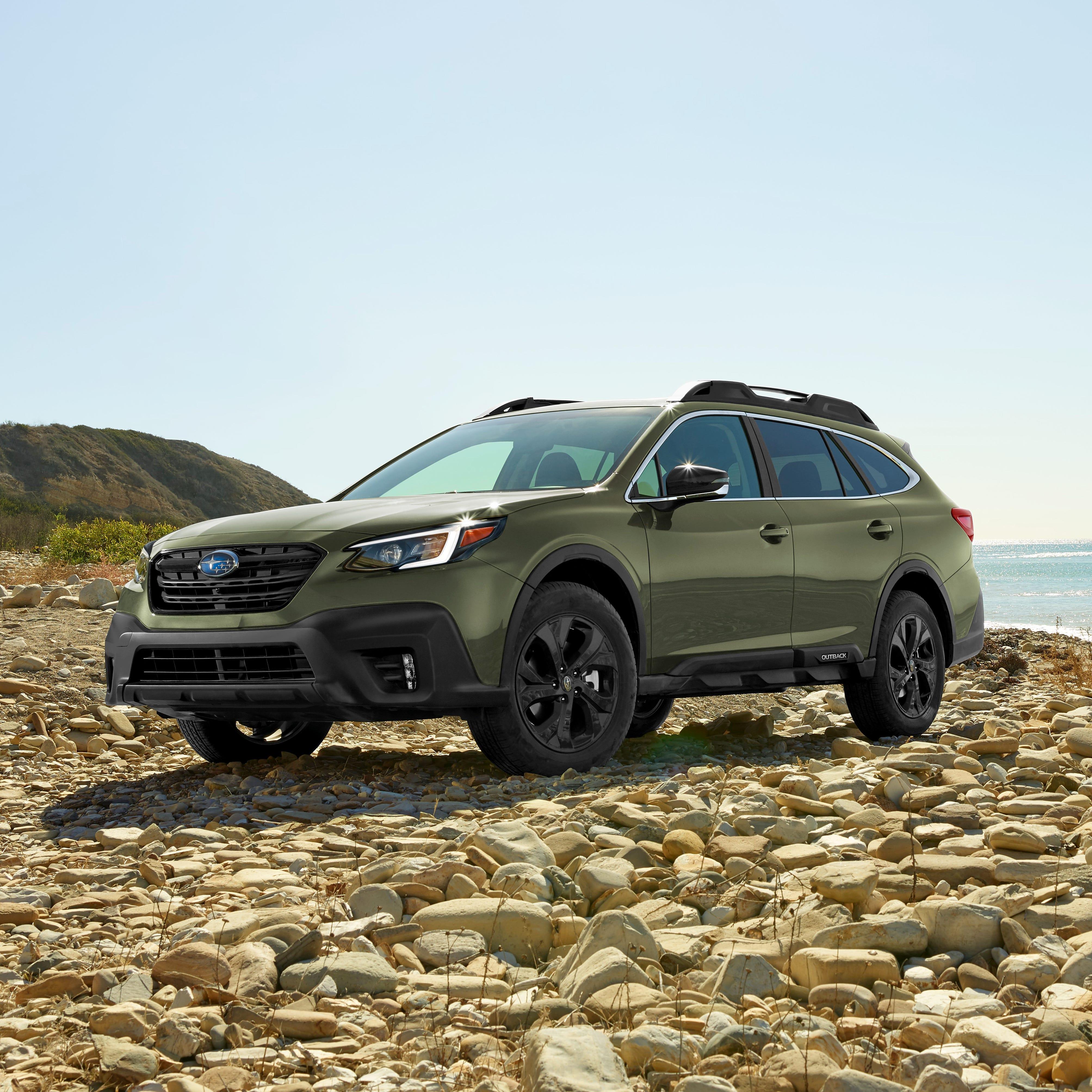 Subaru premieres next-generation 2020 Outback
