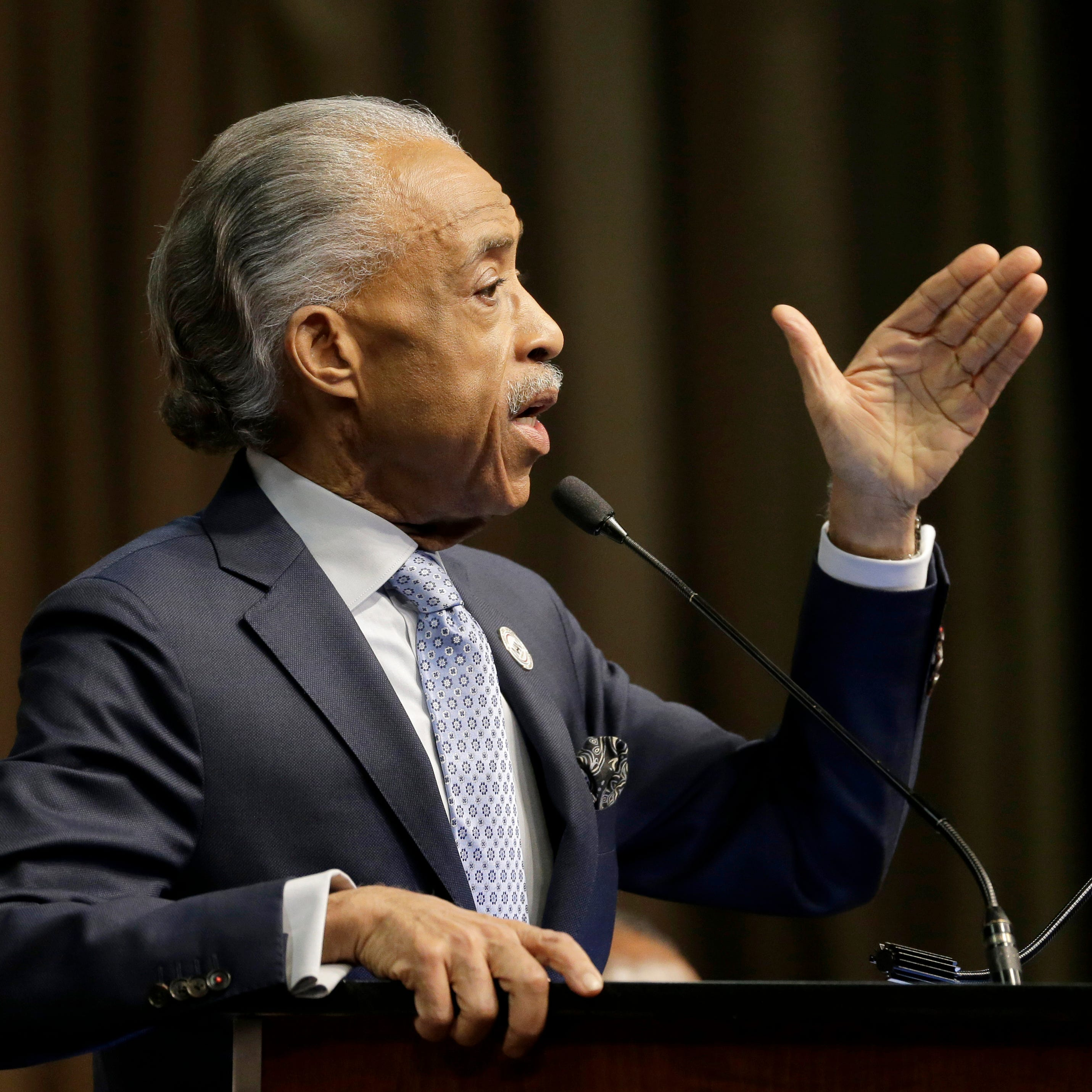 Opinion: Why are Democrats pandering to Al Sharpton?