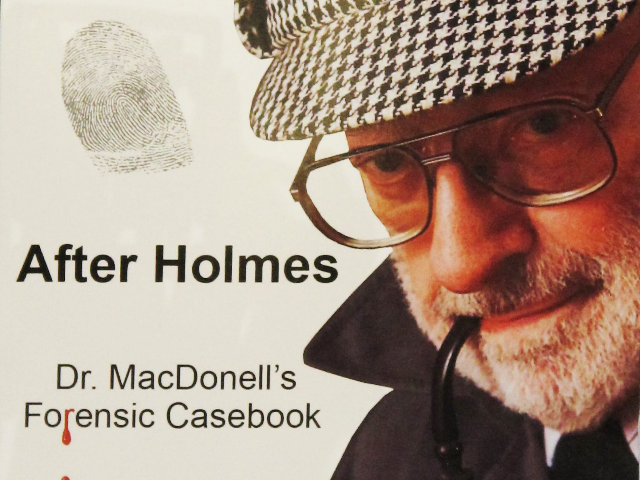 Forensic evidence expert Herbert MacDonell of Corning published a new book late in his career that details his 63 years of investigations and court cases.