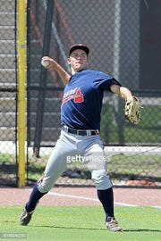 Jackson Pokorney played for the GCL Braves in 2016.
