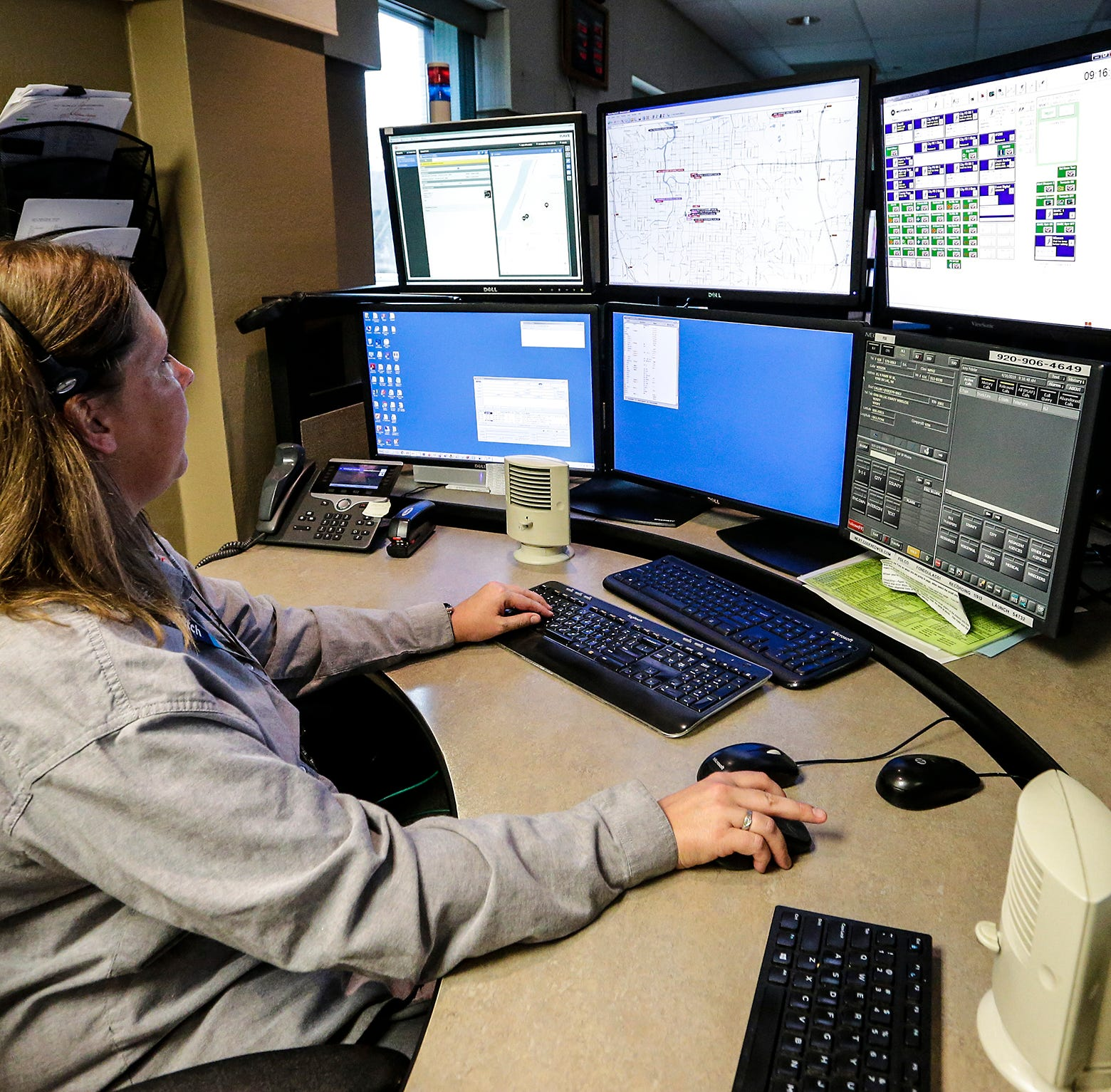 A little information now may save a life: Fond du Lac Co. launches state's first Smart911