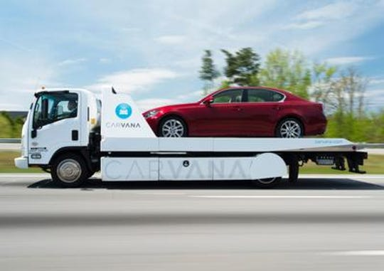 Carvana announced June 12 that the online auto retailer is launching markets in Spartanburg and Florence.