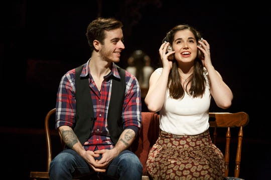 """The national tour of """"Once."""" Prather Touring Company will launch its own 20-week national tour later this year, after the show appears at both Broadway Palm and Mann Hall in Fort Myers."""