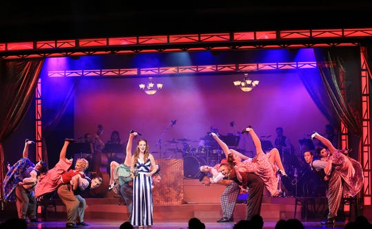 """The national tour of """"Swing!"""""""