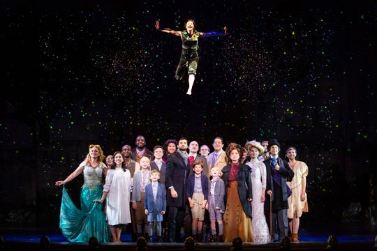 """The national tour of """"Finding Neverland."""" Prather Touring Company will launch its own 14-week national tour during the 2019-20 theater season, after the show appears at Broadway Palm in Fort Myers."""