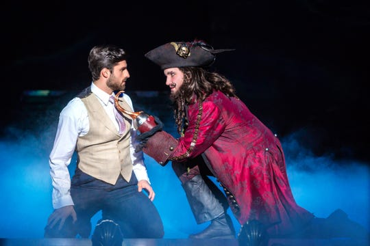 """A scene from the national tour of """"Finding Neverland."""" Prather Touring Company will launch its own 14-week national tour during the 2019-20 theater season, after the show appears at Broadway Palm in Fort Myers."""