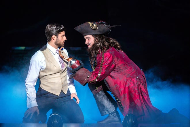 "A scene from the national tour of ""Finding Neverland."" Prather Touring Company will launch its own 14-week national tour during the 2019-20 theater season, after the show appears at Broadway Palm in Fort Myers."