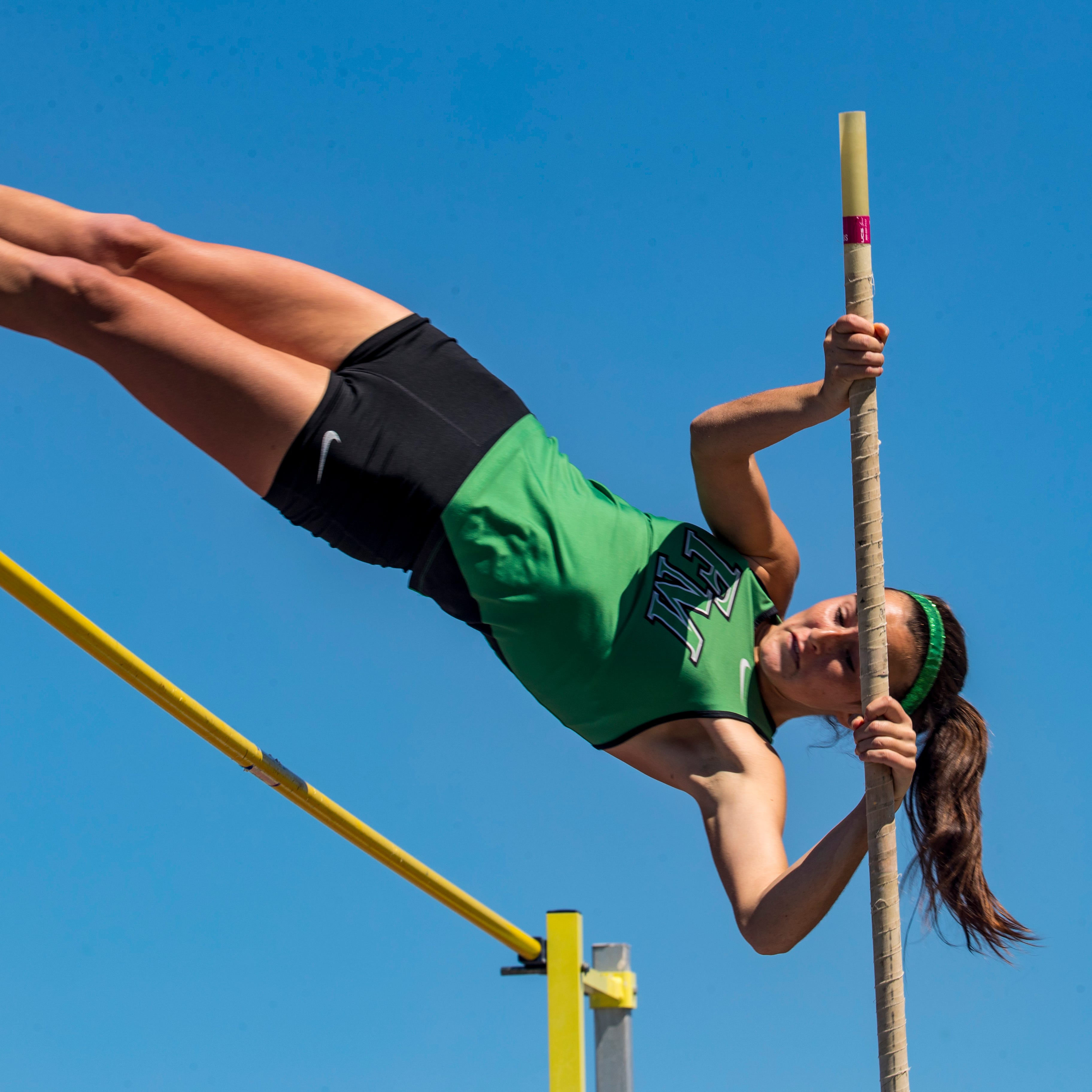 District 3A-11 track: Fort Myers pole vaulter Chlumsky chasing state title, redemption