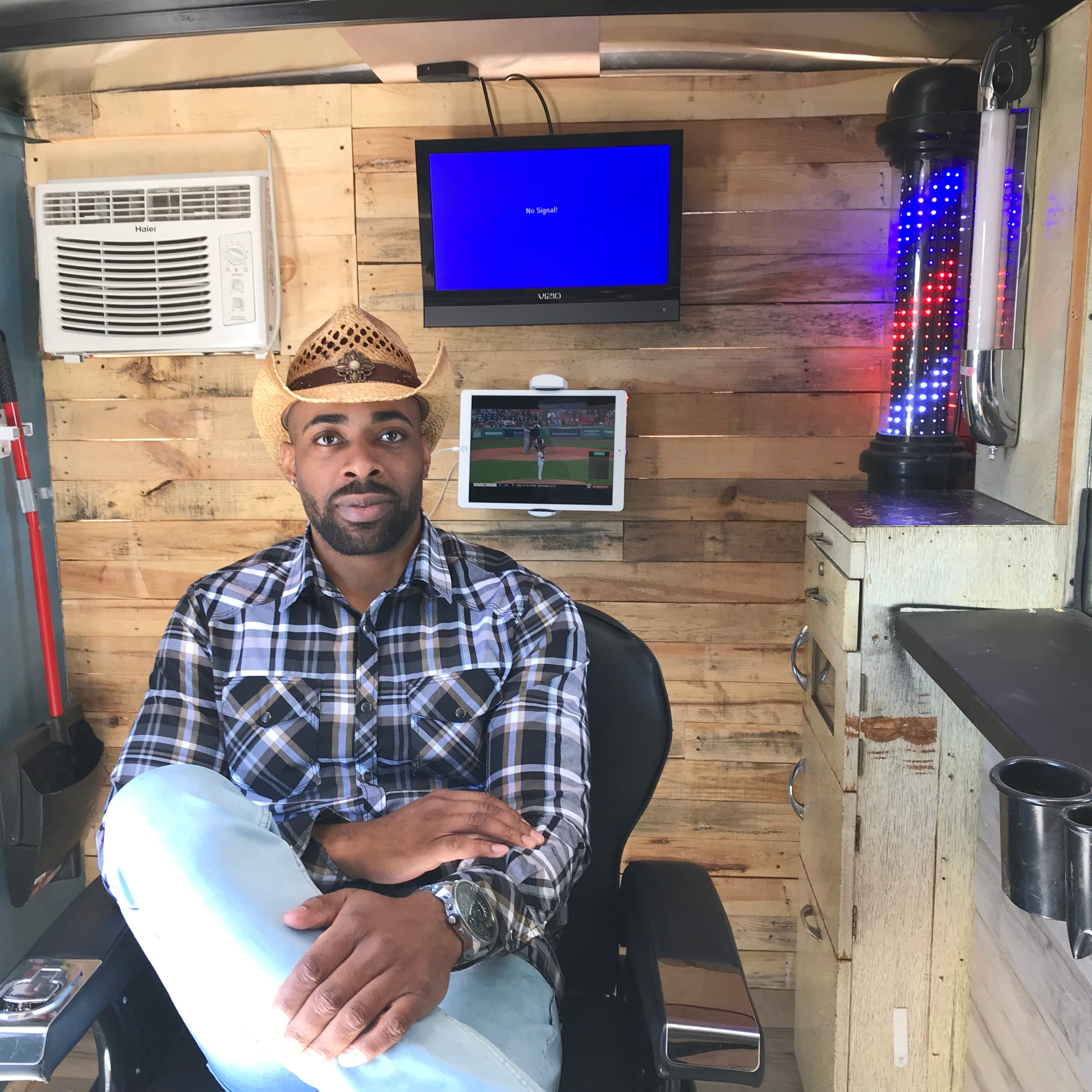 Streetwise: Say hello to Green Bay's first mobile barbershop