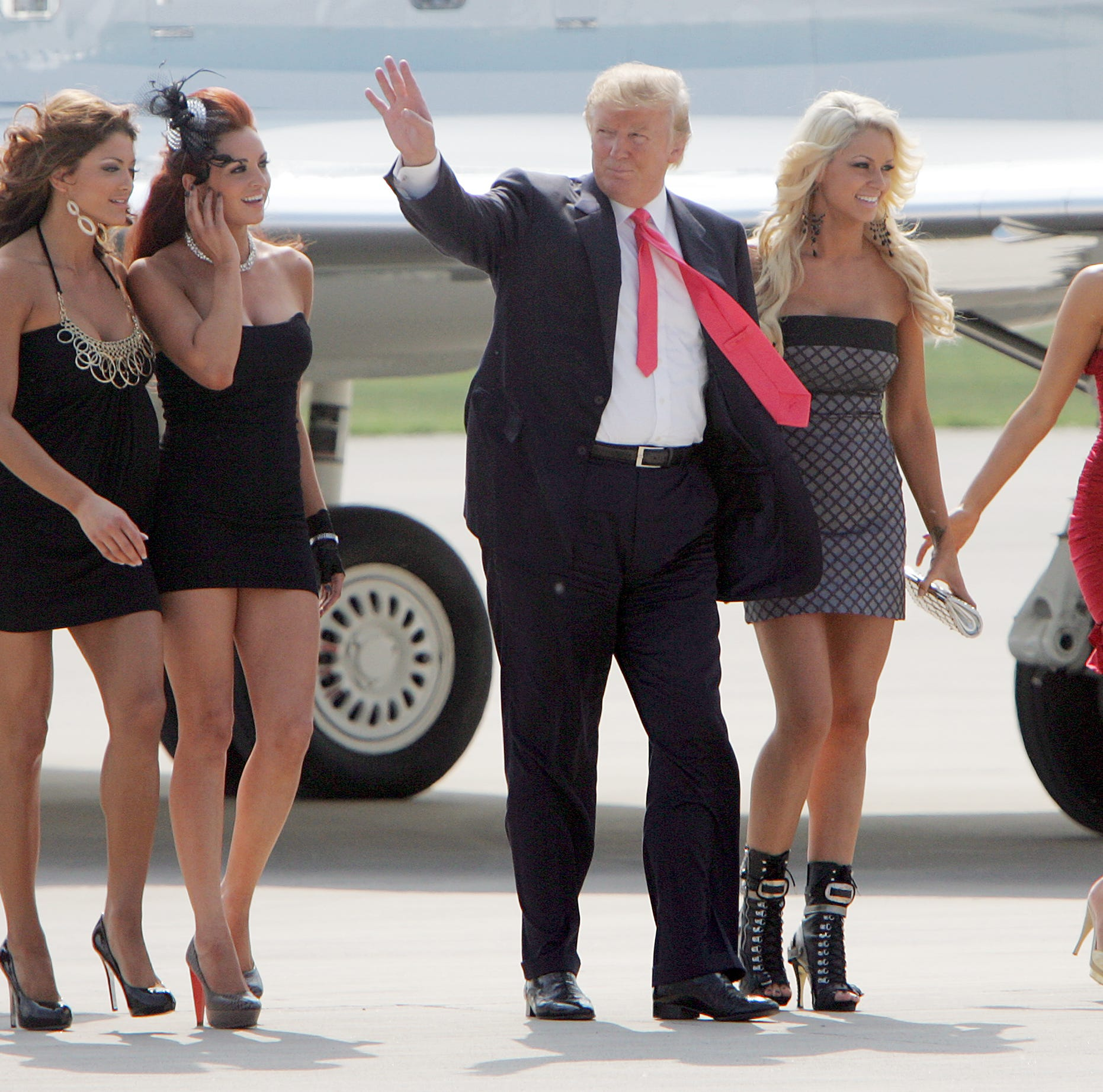Donald Trump first visited Green Bay 10 years ago, and it was a much different time