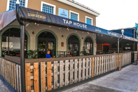 The Guam Brewery Tap House in Tumon on Thursday, April 11, 2019.