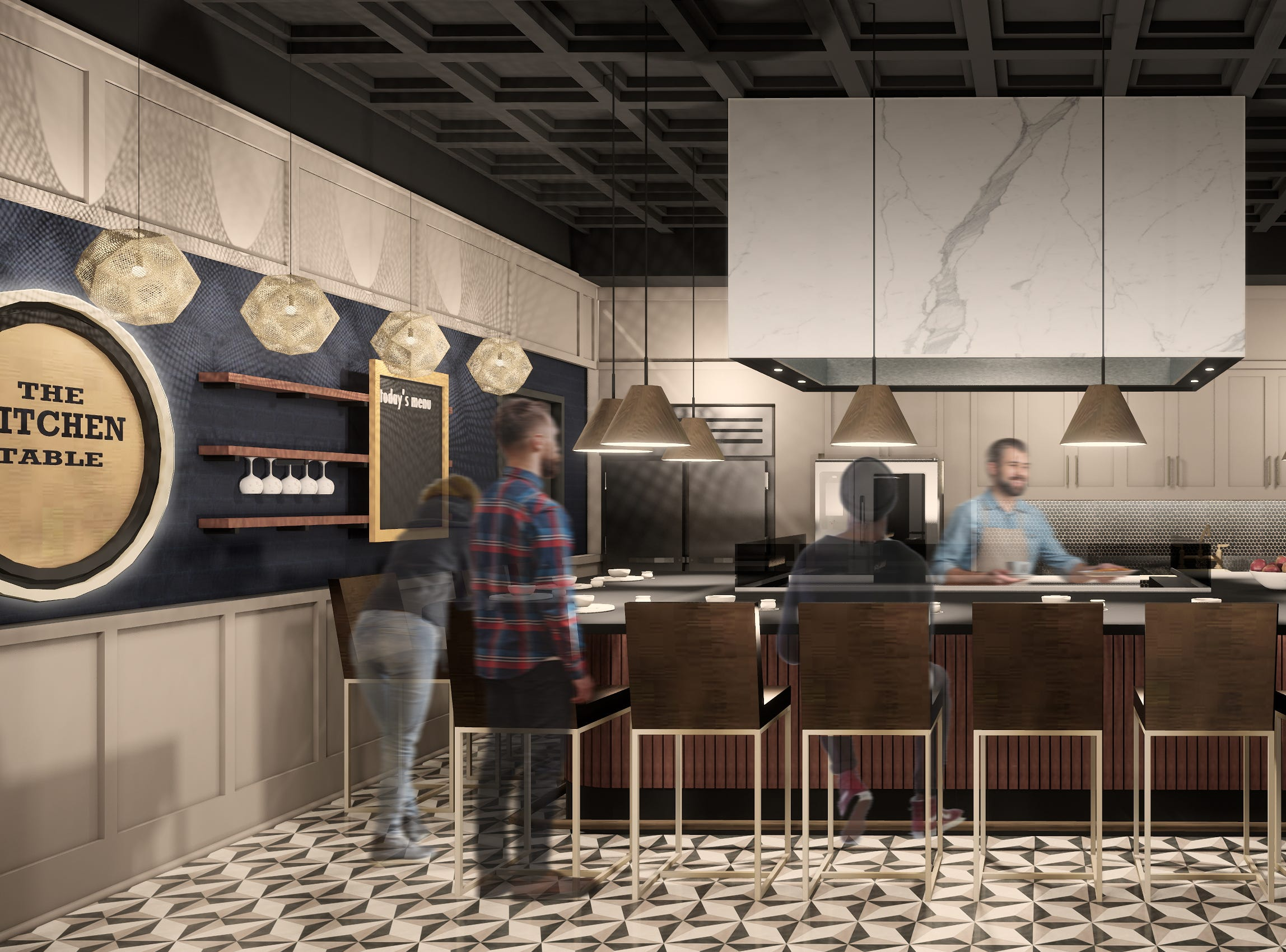 Fishers is looking for its first chefs for The Yard culinary accelerator