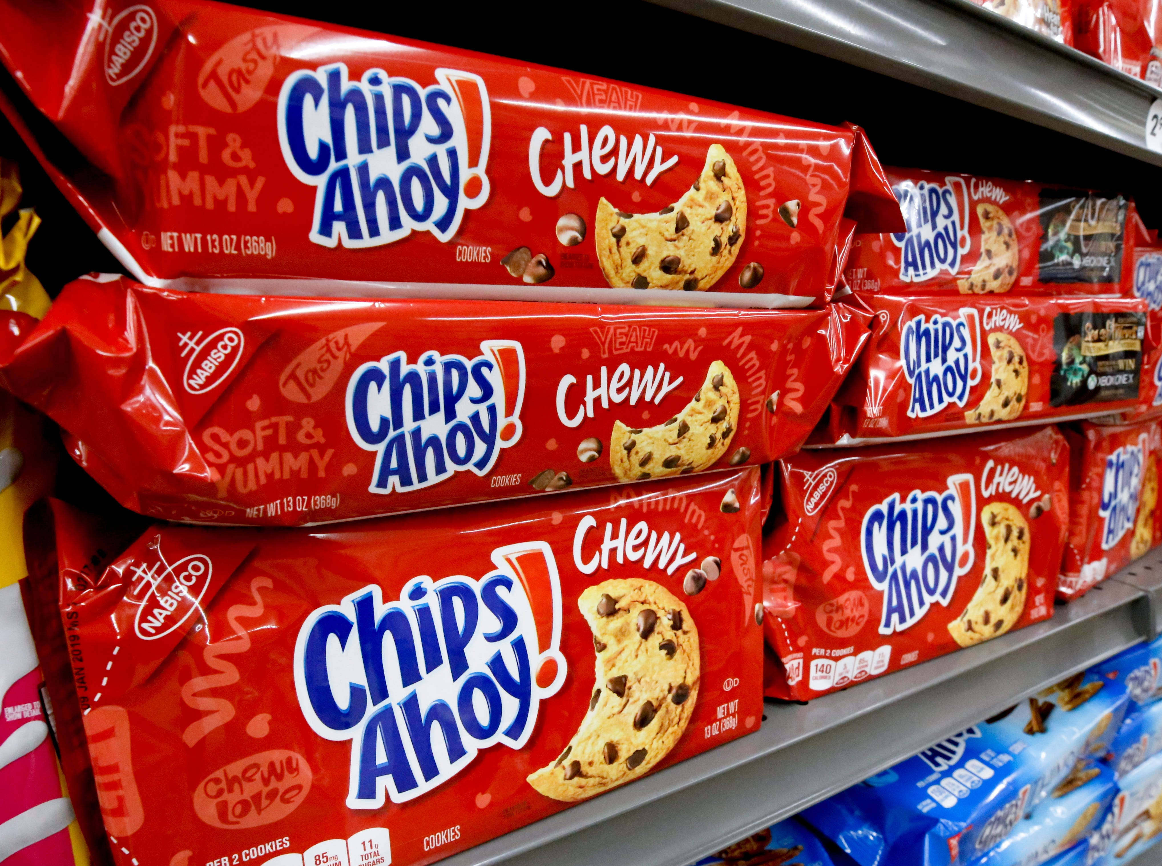 Chewy Chips Ahoy! recall: 'Solidified ingredient' may cause adverse effects