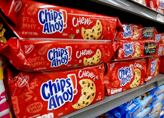 Mondelez International issued a voluntary recall for certain packages of Chewy Chips Ahoy cookies.