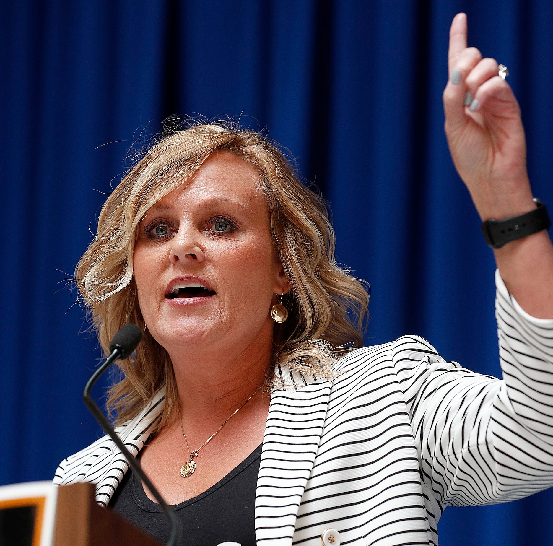 Jennifer McCormick: Indiana students cannot afford a 'get-in-line' secretary of education
