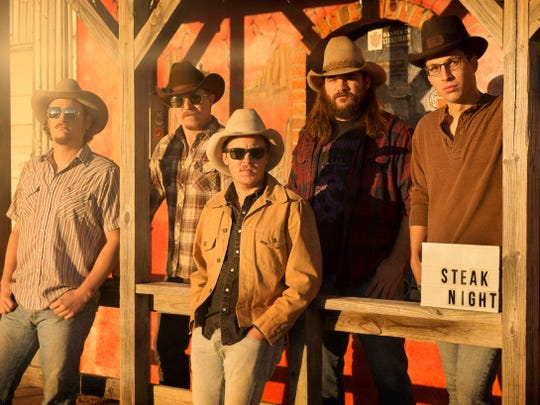 Mike and the Moonpies will perform June 22 as part of Sun King Brewery's 10th-anniversary celebration.